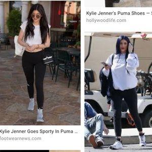Puma x Kylie in Grey